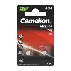 باتری سکه ای کملیون مدل AG4 بسته 2 عددی - 1