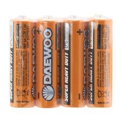 باتری قلمی دوو مدل Super Heavy Duty R6P بسته 4 عددی-1