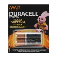 باتری نیم قلمی دوراسل مدل LR03 بسته 2 عددی-1