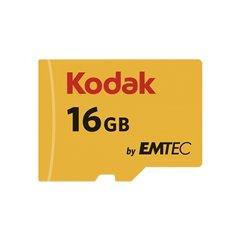 کارت حافظه Micro SDHC کداک استاندارد UHS-I U1 ظرفیت 16 گیگابایت کلاس 10 با آداپتور - 1