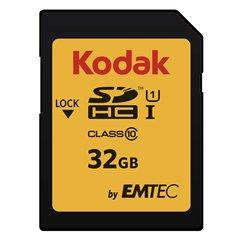 کارت حافظه SDHC کداک استاندارد UHS-I U1 ظرفیت 32 گیگابایت کلاس 10 - 1