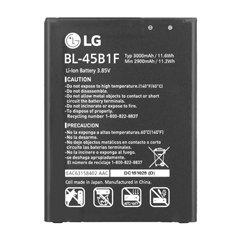باتری ال جی مدل V10 مدل BL45B1F ظرفیت 3000 میلی آمپر ساعت - 1