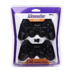 دسته بازی دوبل بی سیم مکسیدر مدل MX-GP8110 WN12  - 1