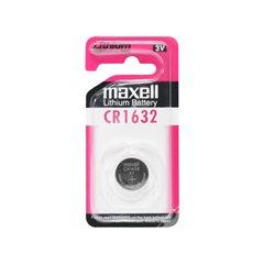 باتری سکه ای مکسل مدل CR1632 - 1