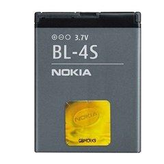 باتری نوکیا BL-4S ظرفیت 860 میلی آمپر ساعت - 1