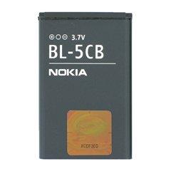 باتری نوکیا BL-5CB ظرفیت 800 میلی آمپر ساعت - 1