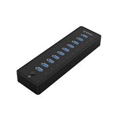 هاب 10 پورت USB 3.0 اوریکو مدل P10-U3-V1 - 1