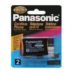 باتری تلفن بی سیم قابل شارژ پاناسونیک مدل P-P301 - 1