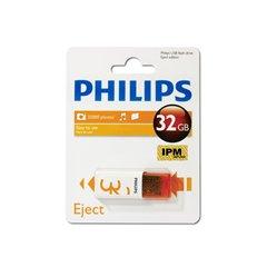 فلش مموری فیلیپس مدل Eject ظرفیت 32 گیگابایت - 1