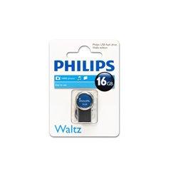 فلش مموری فیلیپس مدل Waltz ظرفیت 16 گیگابایت - 1