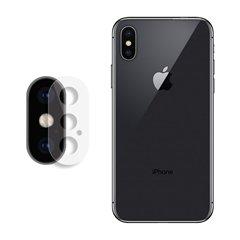 محافظ لنز دوربین موبایل اپل آیفون XS / X