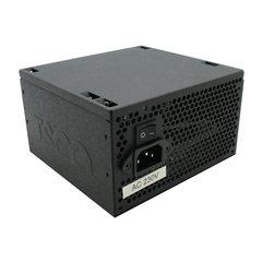 منبع تغذیه کامپیوتر تسکو مدل TP 650W همراه با کابل برق - 1