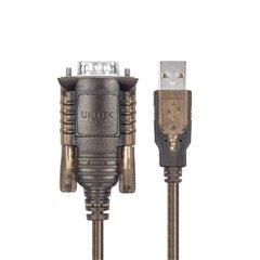 خرید مبدل موبایل USB 2.0 به RS232 یونیتک مدل Y-108 طول 1.5 متر - 1