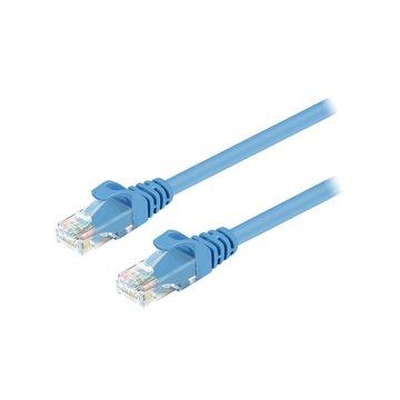 کابل شبکه اورجینال Cat 6 یونیتک مدل Y-C809ABL طول 1 متر
