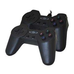 دسته بازی دوبل وانمکس مدل MAX-G2452 - 1