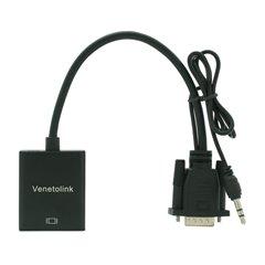 مبدل HDMI به VGA ونتولینک - 1