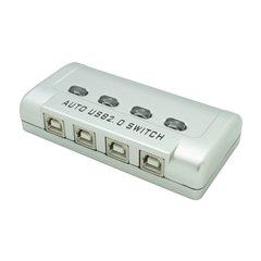 دیتا سوئیچ 4 پورت USB ونتولینک - 1