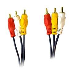 کابل 3 به 3 RCA ونوس طول 20 متر - 1