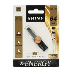 فلش مموری USB 3.0 ایکس انرژی مدل Shiny ظرفیت 64 گیگابایت - 1